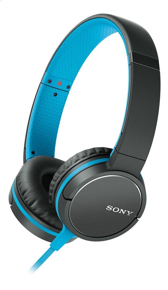 Image pour Sony casque MDR-ZX660 bleu à partir de ColliShop