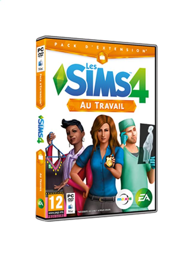 Image pour PC Les Sims 4: Au travail FR à partir de ColliShop