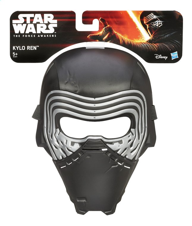 Image pour Masque Disney Star Wars Épisode VII Kylo Ren à partir de ColliShop