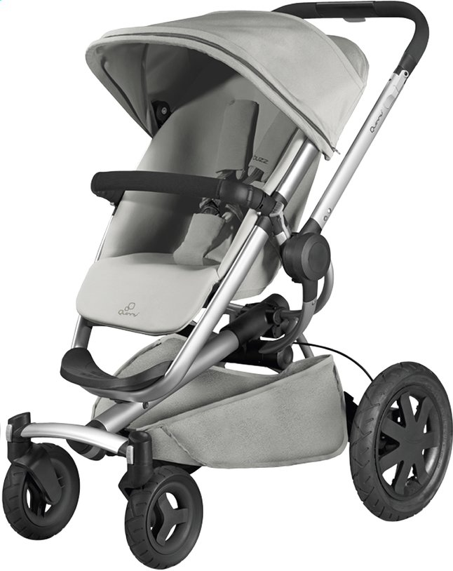 Afbeelding van Quinny Wandelwagen Buzz Xtra 2.0 grey gravel from ColliShop