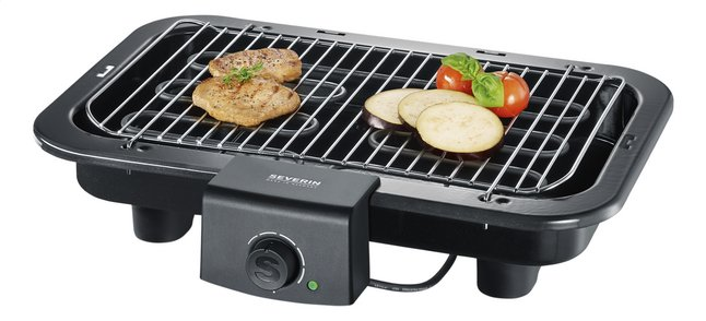 Image pour Severin Barbecue-gril PG8518 à partir de ColliShop
