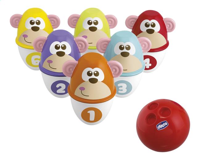 Chicco Bowling Monkey Strike 2-in-1