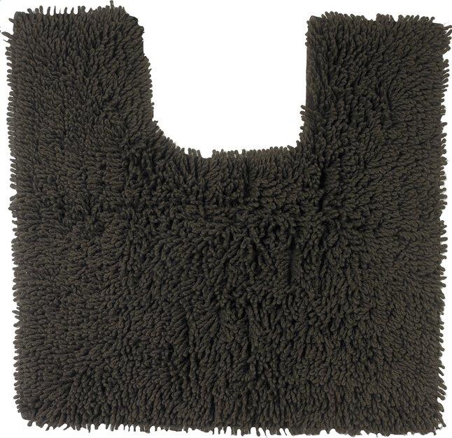 Image pour Jules Clarysse contour de WC Pearl Cotton Twist 50 x 50 cm brun à partir de ColliShop