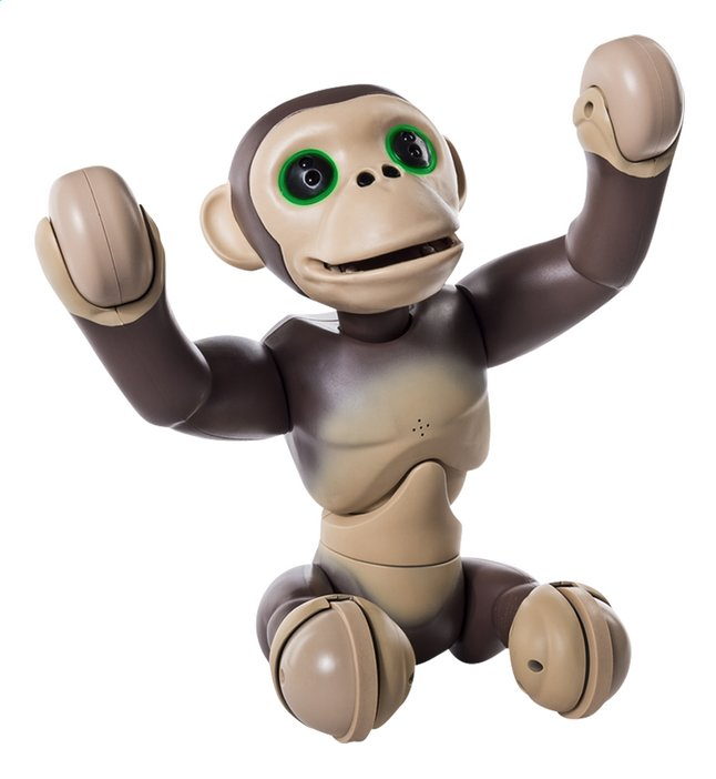 Afbeelding van Robot Zoomer Chimp from ColliShop