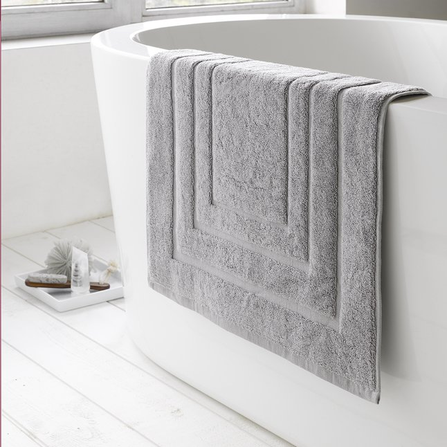 Image pour De Witte Lietaer Tapis de bain Hélène dove 75 x 50 cm à partir de ColliShop
