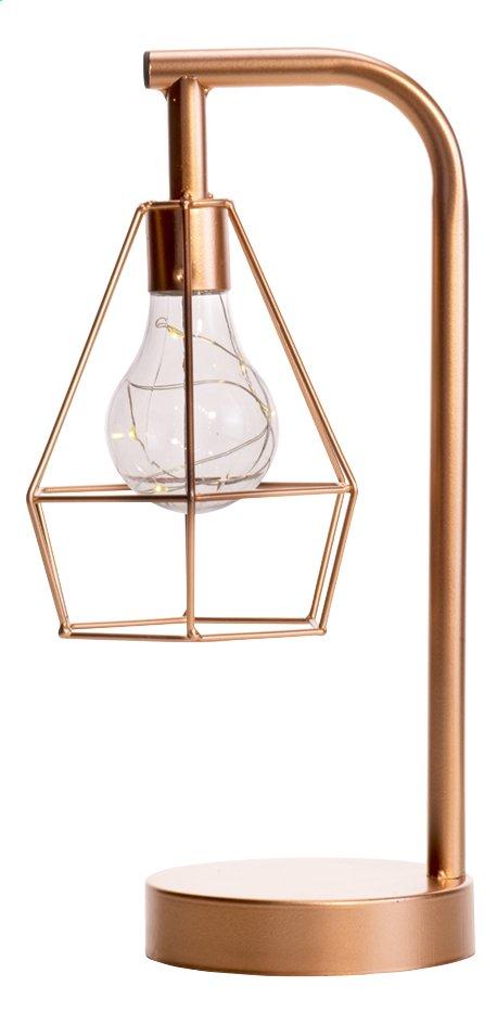 Image pour Lampe décorative cuivrée à partir de ColliShop