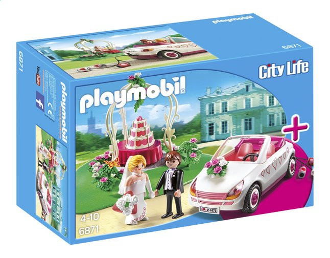 Image pour Playmobil City Life 6871 Starter Set