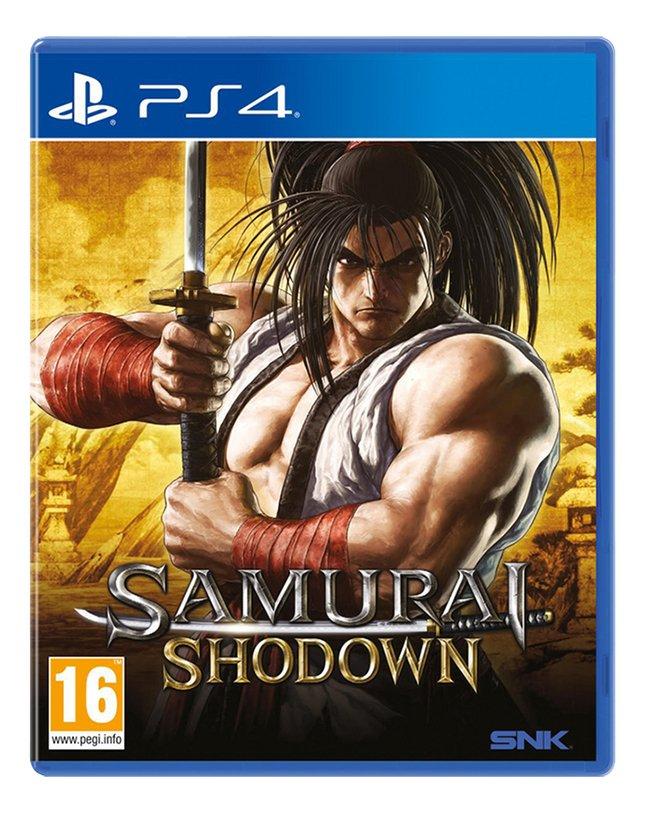 Image pour PS4 Samurai Shodown FR/ANG à partir de ColliShop
