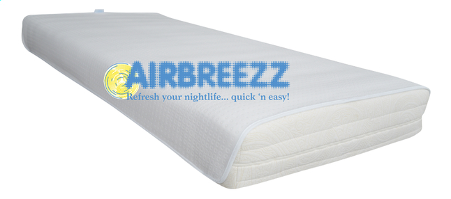 airbreezz prot ge matelas plateau poly thersulfone pes 160 x 200 cm collishop. Black Bedroom Furniture Sets. Home Design Ideas
