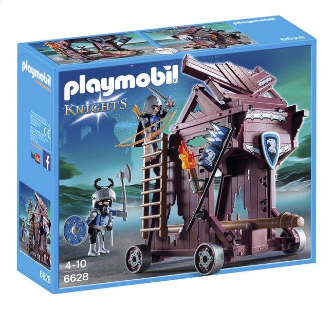 Image pour Playmobil Knights 6628 Tour d'attaque des chevaliers du Faucon à partir de ColliShop