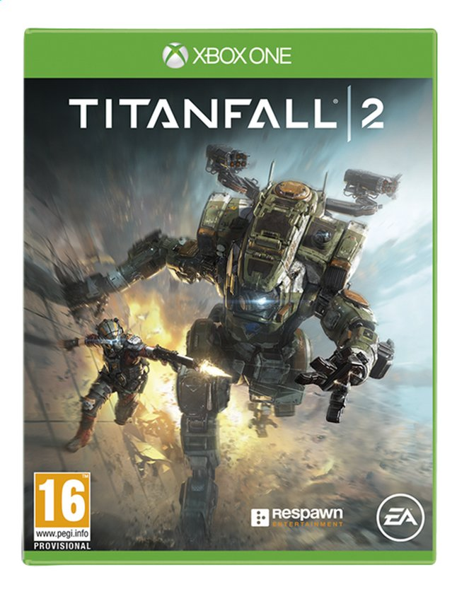 Afbeelding van XBOX One Titanfall 2 ENG/FR from ColliShop
