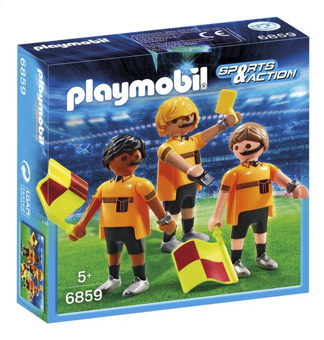 Image pour Playmobil Sports & Action 6859 Trio arbitral à partir de ColliShop