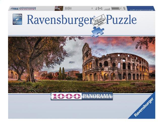 Afbeelding van Ravensburger panoramapuzzel Colosseum bij Zonsopgang from ColliShop