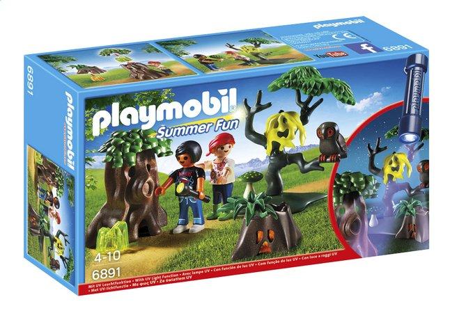 Image pour Playmobil Summer Fun 6891 Enfants avec végétation et lampe torche à partir de ColliShop