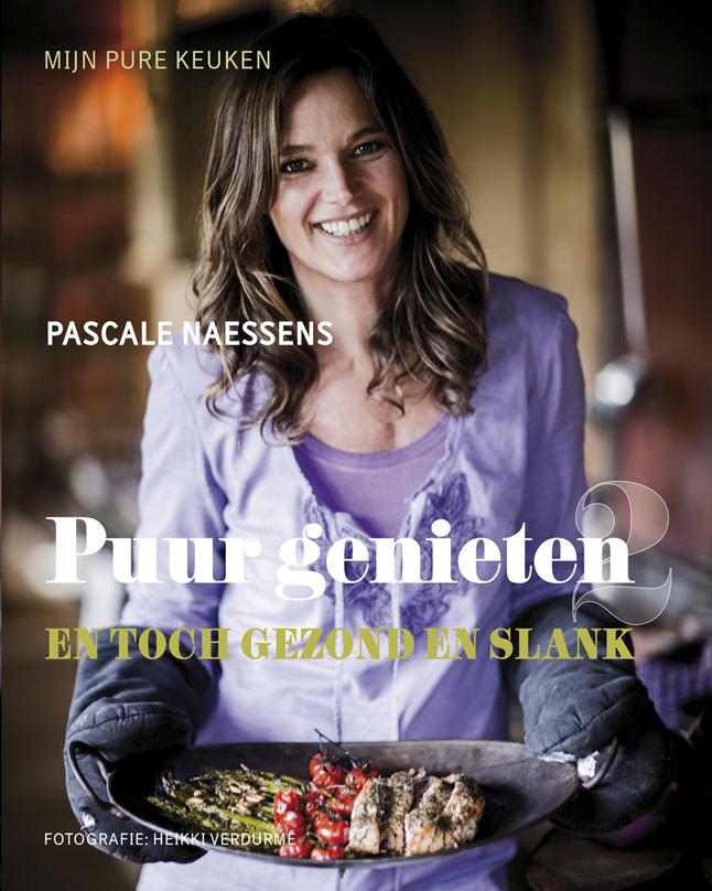 Afbeelding van Kookboek Puur genieten 2 - Pascale Naessens from ColliShop
