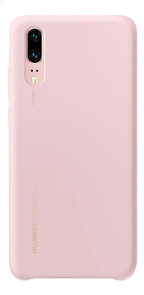 Image pour Huawei coque Huawei P20 rose à partir de ColliShop