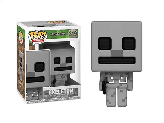Image pour Funko Pop! figurine Minecraft - Skeleton à partir de ColliShop