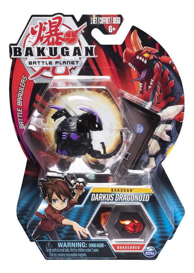 Afbeelding van Bakugan Core Ball Pack - Darkus Dragonoid from ColliShop
