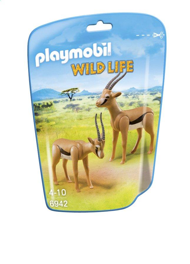 Afbeelding van Playmobil Wild Life 6942 Gazellen from ColliShop