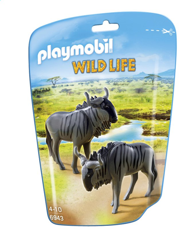 Afbeelding van Playmobil Wild Life 6943 Gnoes from ColliShop