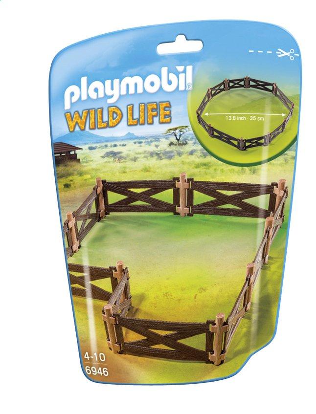 Afbeelding van Playmobil Wild Life 6946 Omheining from ColliShop
