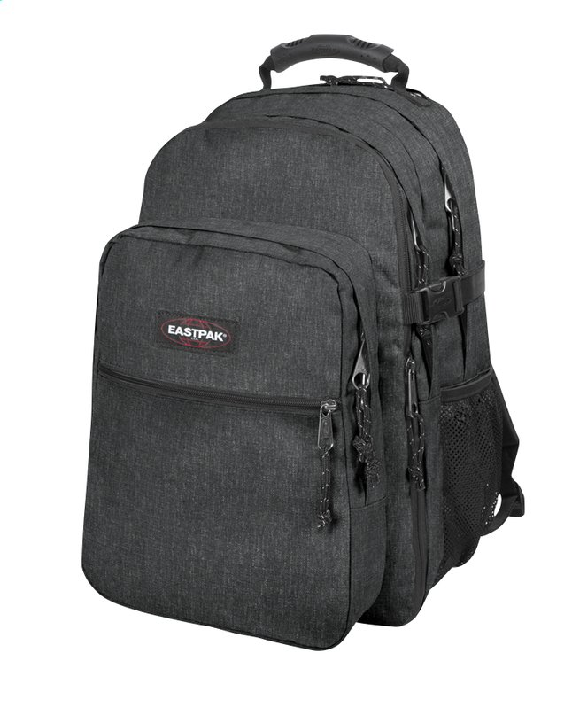 Afbeelding van Eastpak rugzak Tutor Black Denim from ColliShop