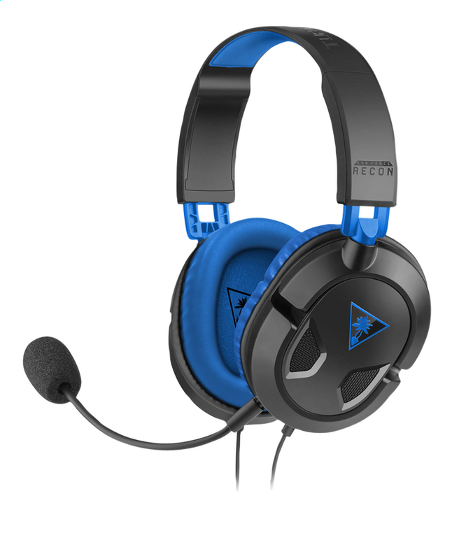 Afbeelding van Turtle Beach gaming headset Recon 60P from ColliShop