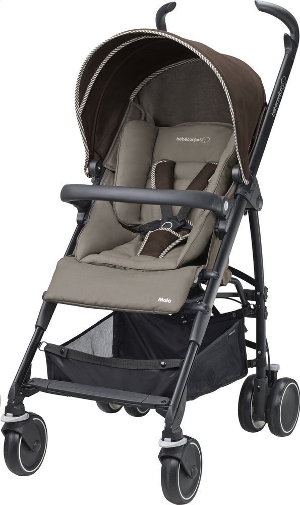 Afbeelding van Bébé Confort Wandelwagen Maia Trio earth brown from ColliShop