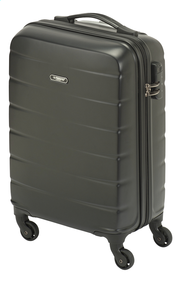 Image pour Princess Traveller Valise rigide Grenada black 55 cm à partir de ColliShop