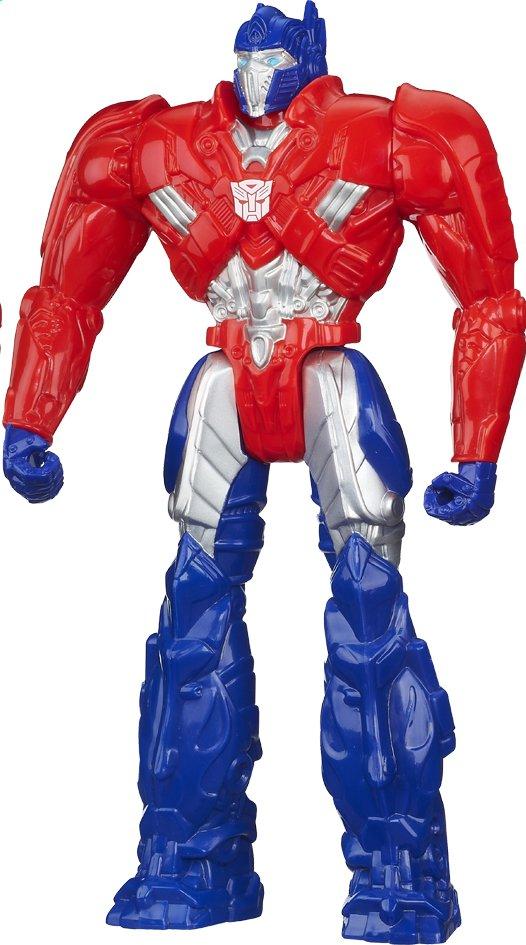 Image pour Figurine Transformers 4 Titan Heroes Optimus Prime à partir de ColliShop