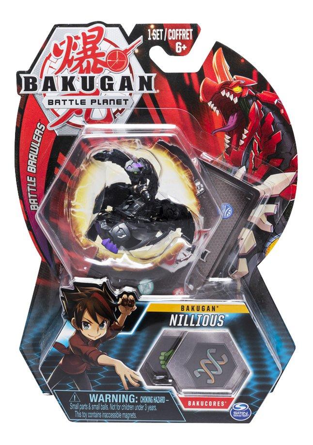 Image pour Bakugan Core Ball Pack - Nillious à partir de ColliShop