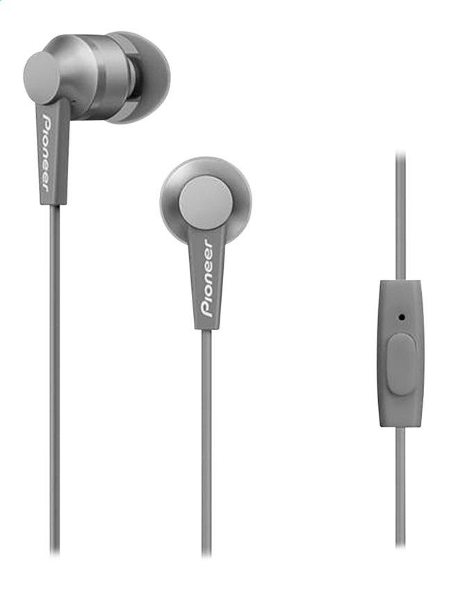 Image pour Pioneer écouteurs SE-C3T gris à partir de ColliShop