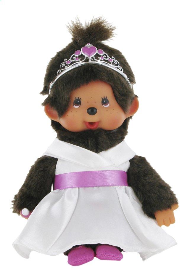 Image pour Monchhichi peluche princesse 20 cm à partir de ColliShop