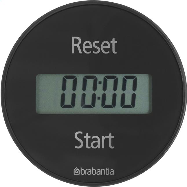 Image pour Brabantia minuteur numérique gris à partir de ColliShop