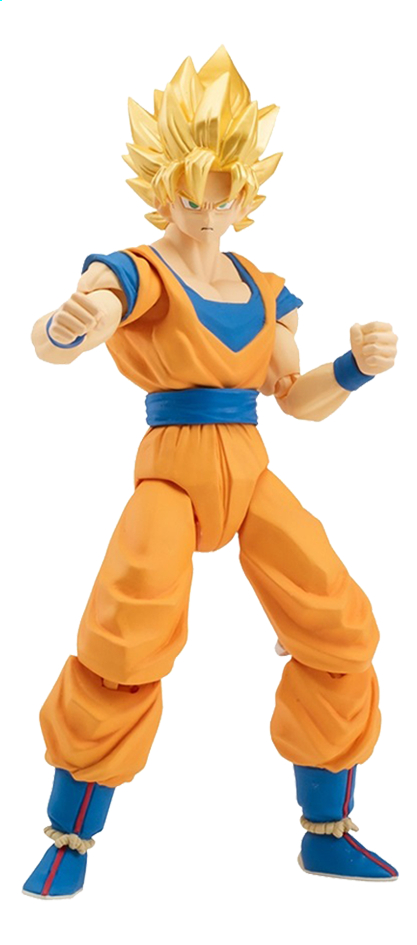 Dragon Ball figurine articulée Goku Super Saiyan
