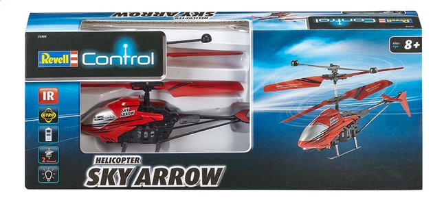 Afbeelding van Revell helikopter RC Sky Arrow from ColliShop