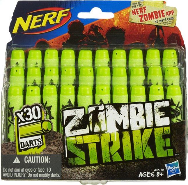 Afbeelding van Nerf Zombie Refill - 30 stuks from ColliShop