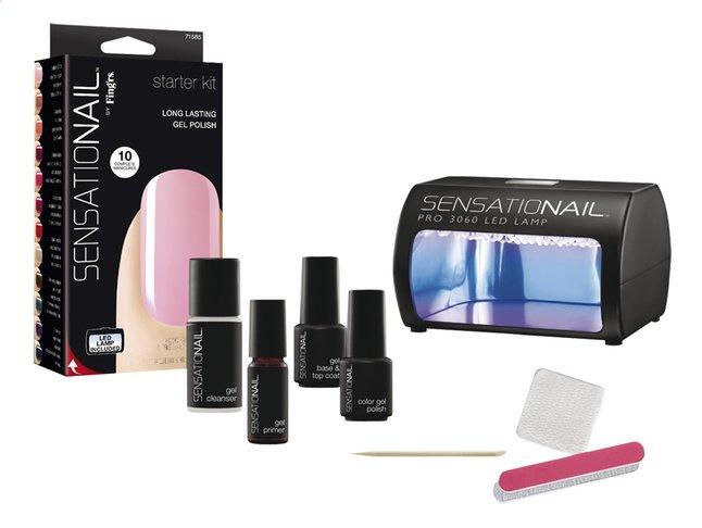 Image pour SensatioNail kit de départ Pink Chiffon à partir de ColliShop