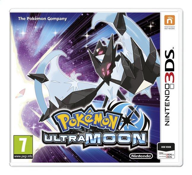 Image pour 3DS Pokemon Ultra Lune FR à partir de ColliShop