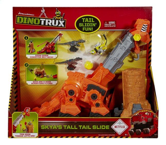 Image pour Set de jeu Dinotrux Skya's Tall tail slide à partir de ColliShop