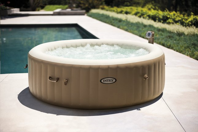 Image pour Intex jacuzzi PureSpa Bubble Massage à partir de ColliShop