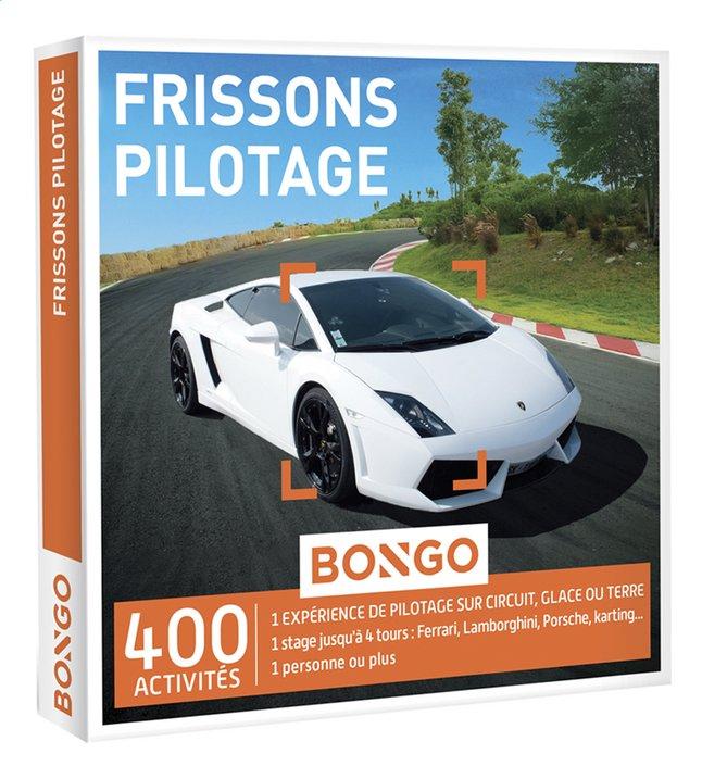 Afbeelding van Bongo Frissons Pilotage FR from ColliShop