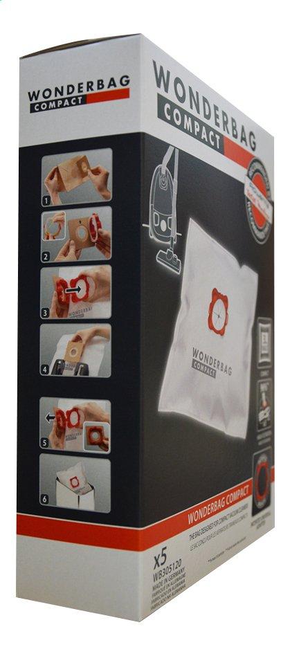 Afbeelding van Rowenta 5 stofzuigerzakken Wonderbag Compact from ColliShop