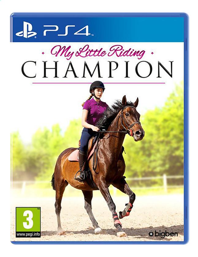 Image pour PS4 My Little Riding Champion FR/NL à partir de ColliShop