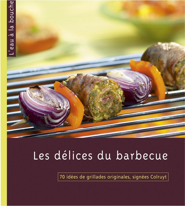 Afbeelding van Les délices du barbecue FR from ColliShop