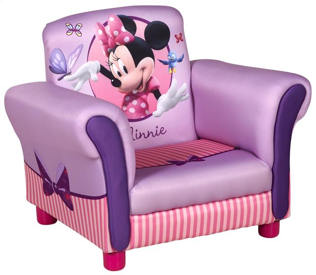Image pour Fauteuil pour enfant Minnie Mouse à partir de ColliShop