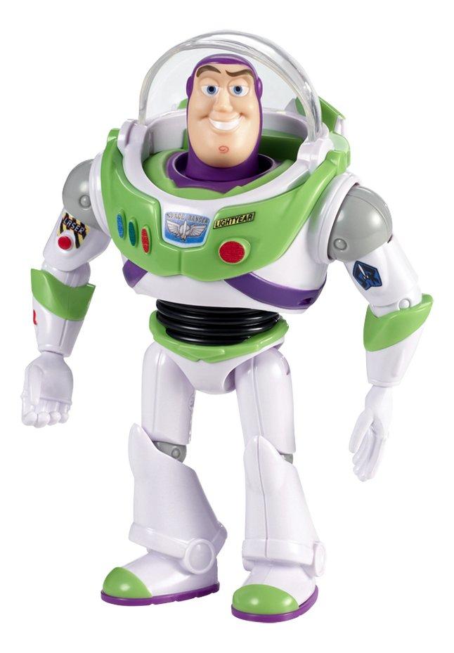 Figurine articulée Toy Story 4 Movie basic Buzz l'Éclair