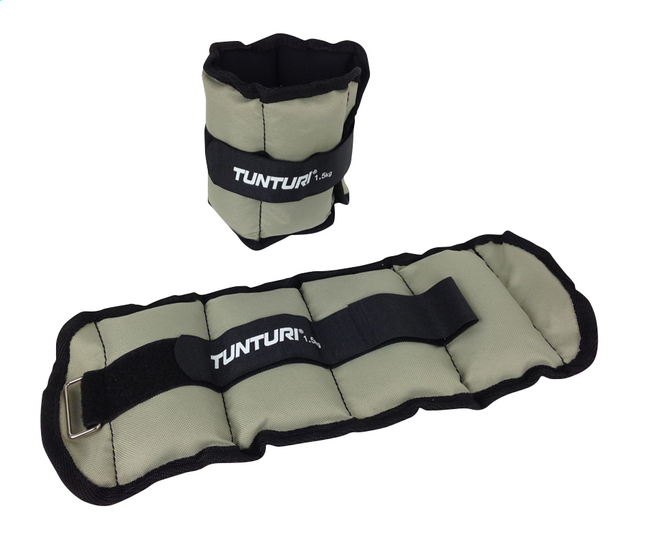 Afbeelding van Tunturi Gewichtsmanchet 2 x 1,5 kg from ColliShop
