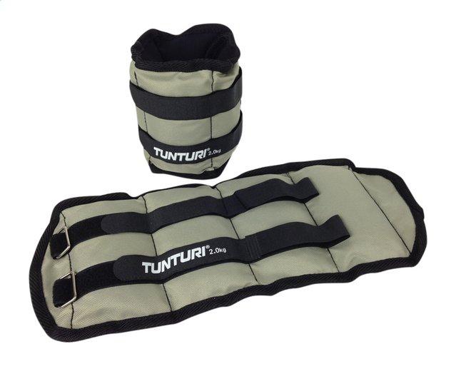 Image pour Tunturi Bracelet lesté 2 x 2 kg à partir de ColliShop