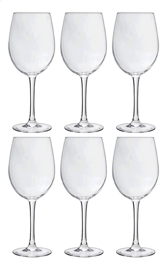 Afbeelding van Cosy & Trendy 6 wijnglazen Cosy Moments 48 cl from ColliShop